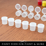 Paint Pot Pods Strip