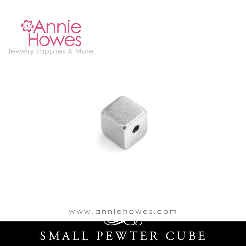 Impressart Soft Strike Pewter Stamping Cube, Small