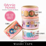Washi Tape - Food Themed Washi Tape Die Cut Edges