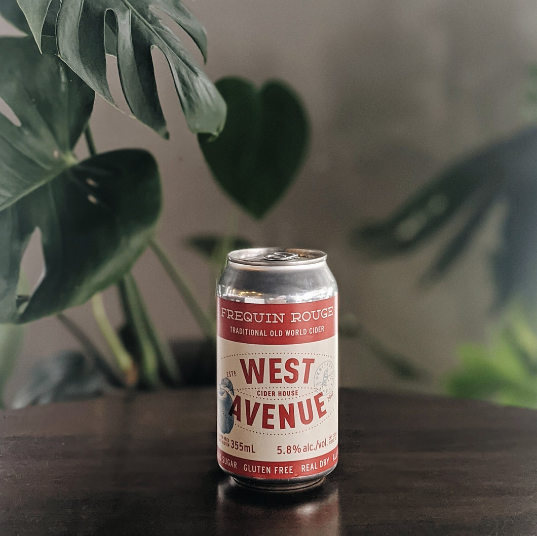 West Ave Frequin Rouge