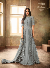 TRADITIONAL COLLECTION WEDDING WEAR ANARKALI DRESS