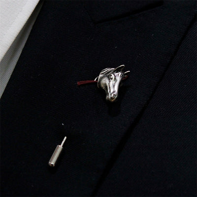 Horse Lapel Stick Pin