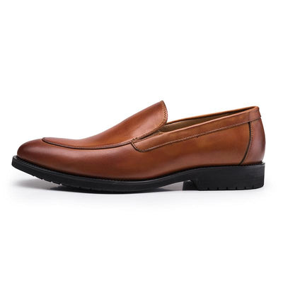 G.T Men's Leather Loafers