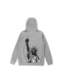 The White Alder Hoodie Sweatshirt for Women