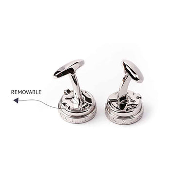 Removable Animal Cufflinks