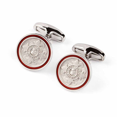 """For God And the Empire"" Cufflinks"