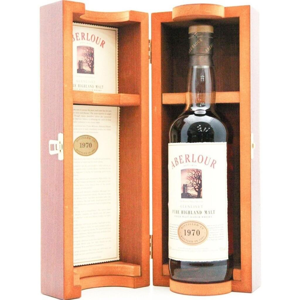Aberlour 21 Year Old 1970 (bottled 1991) - 75cl 43%