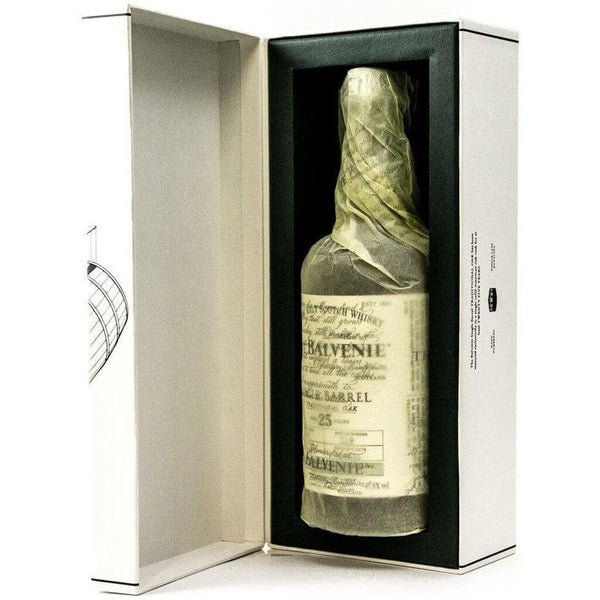 Balvenie 25 Year Old Single Barrel Scotch Whisky - The Really Good Whisky Company