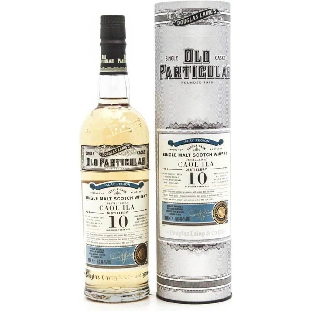 Caol Ila 10 Year Old 2009 - Old Particular (Douglas Laing) 50cl 48.4%