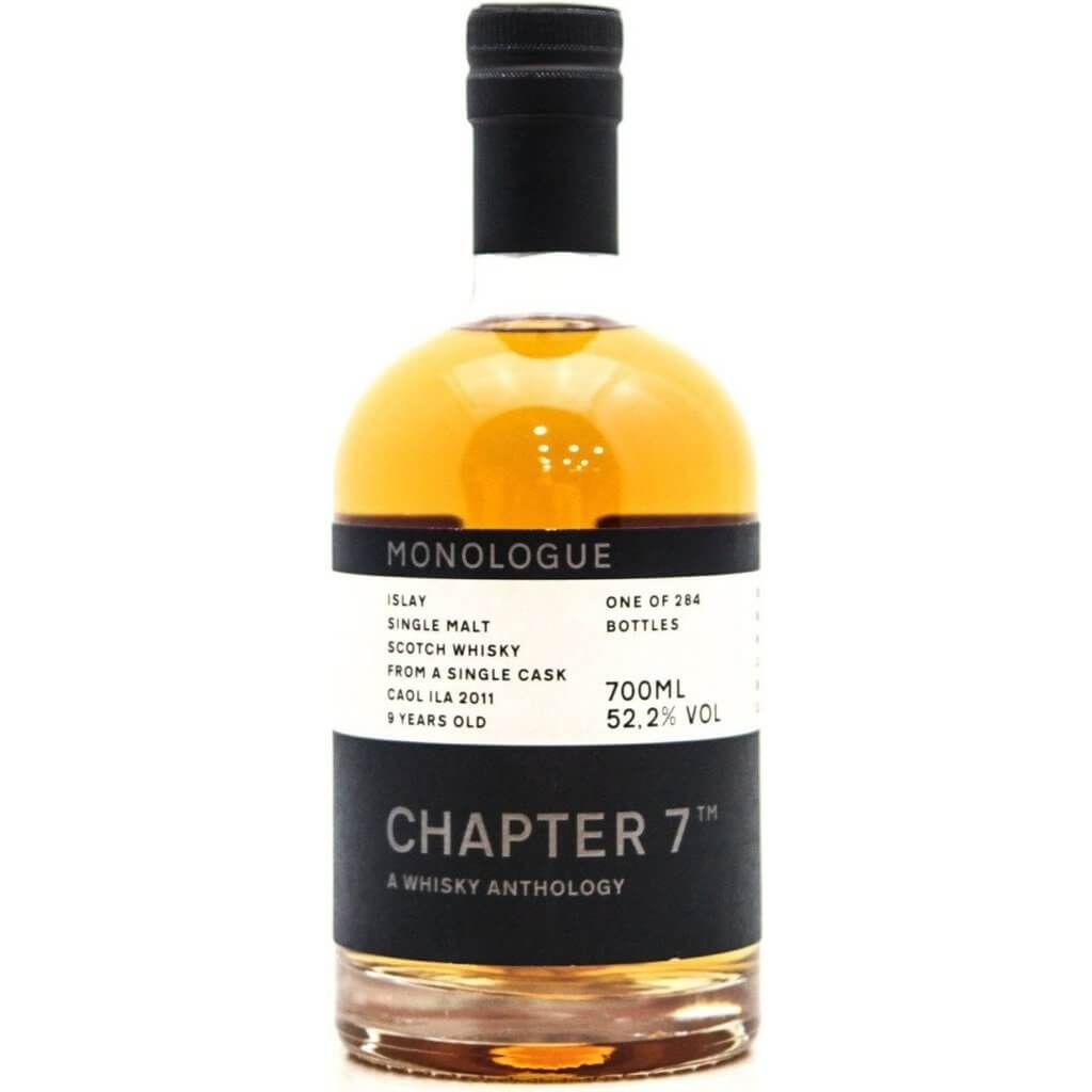 Caol Ila 2011 9 Year Old Chapter 7 - 70cl 52.2%