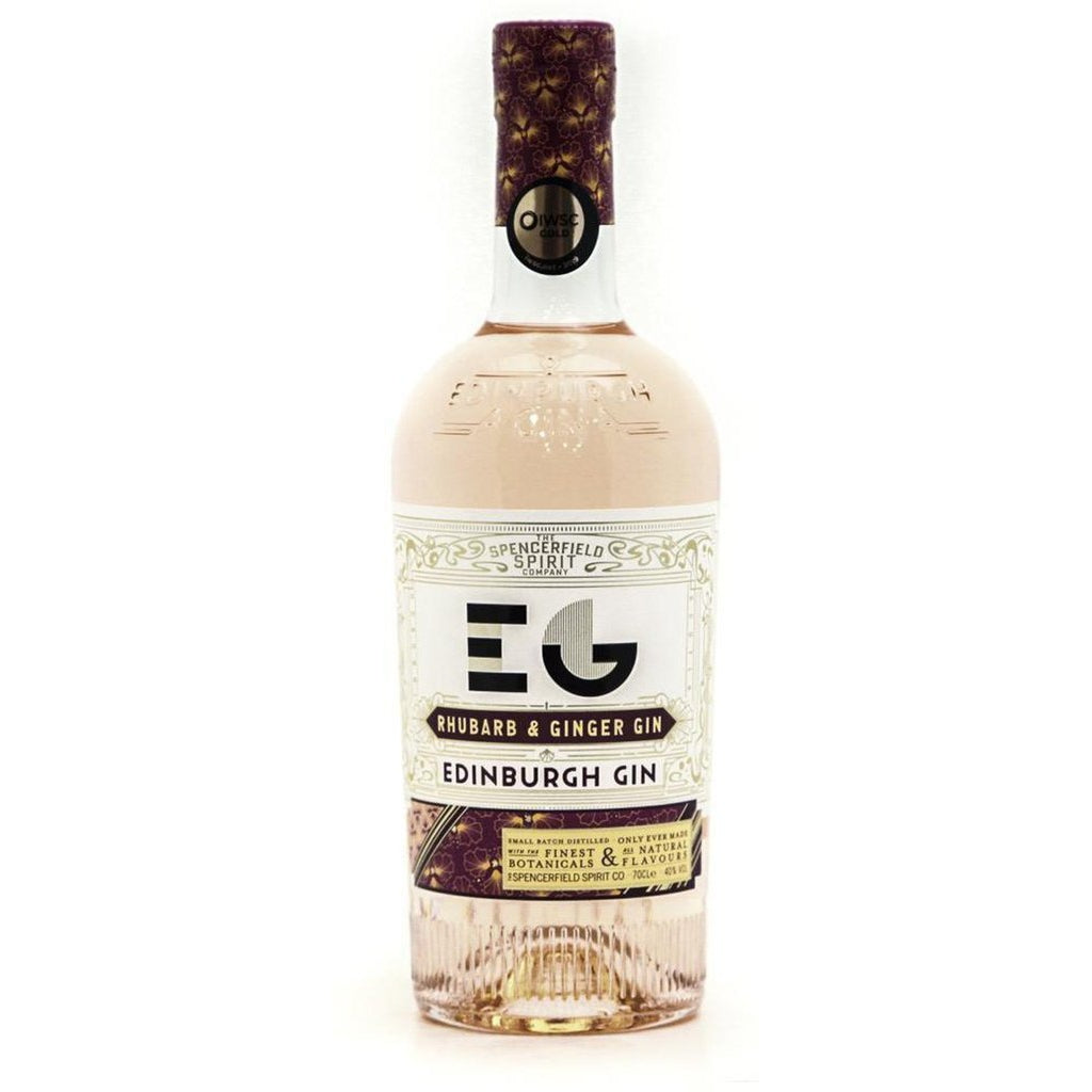 Edinburgh Gin - Rhubarb and Ginger - 70cl 40% - The Really Good Whisky Company