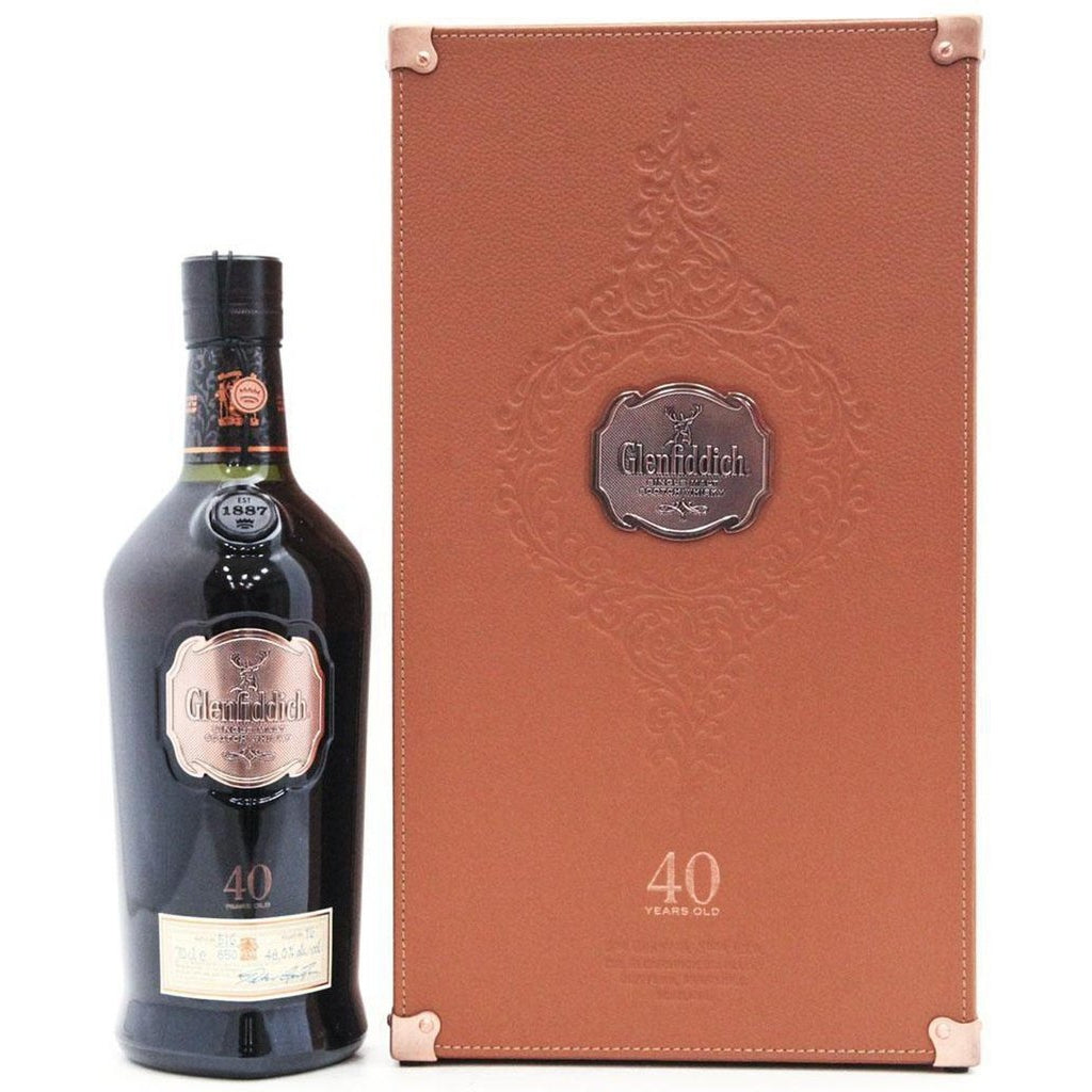 Glenfiddich 40 Year Old - Rare Collection (Release Number 16) - 70cl 48%