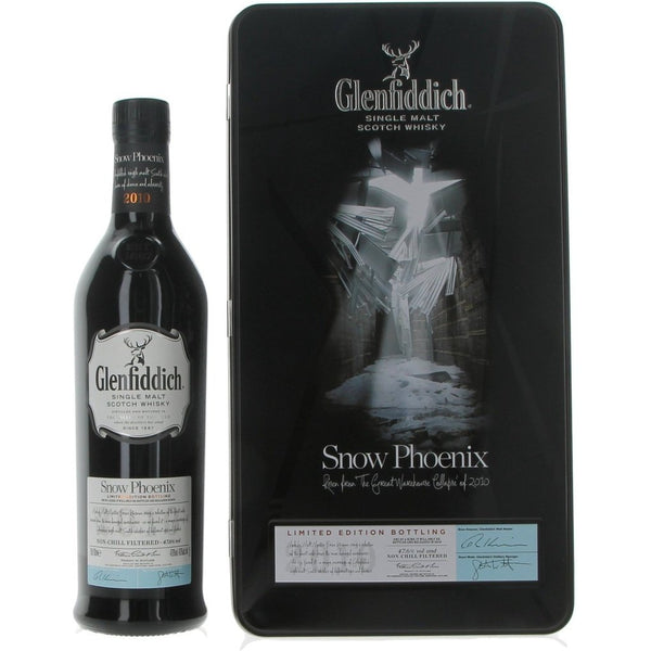 Glenfiddich Snow Phoenix Whisky