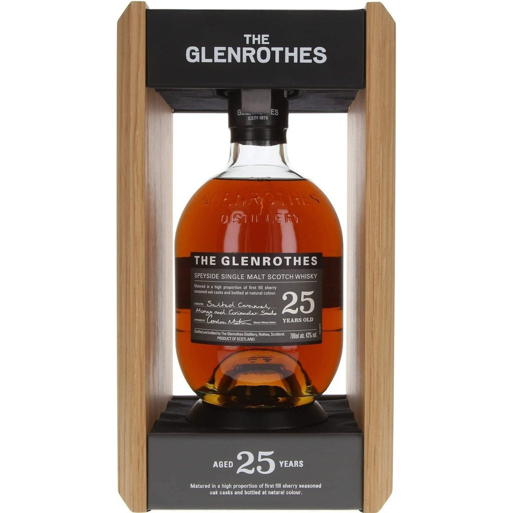 Glenrothes 25 Year Old - 70cl 43%