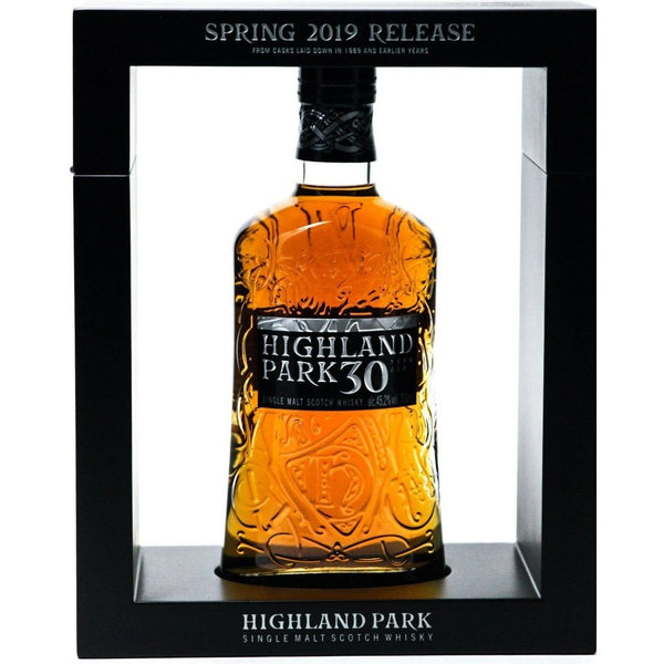 Highland Park 30 Year Old (2019 Release) - 70cl 45.2%