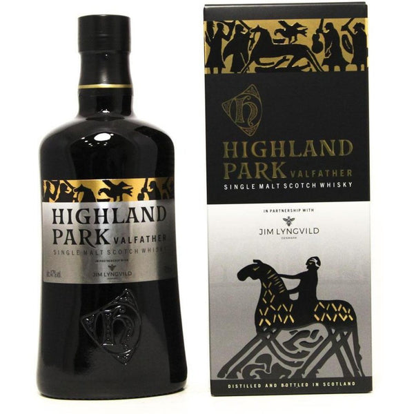 Highland Park Valfather Legend Series 3 - 70cl 47% - The Really Good Whisky Company