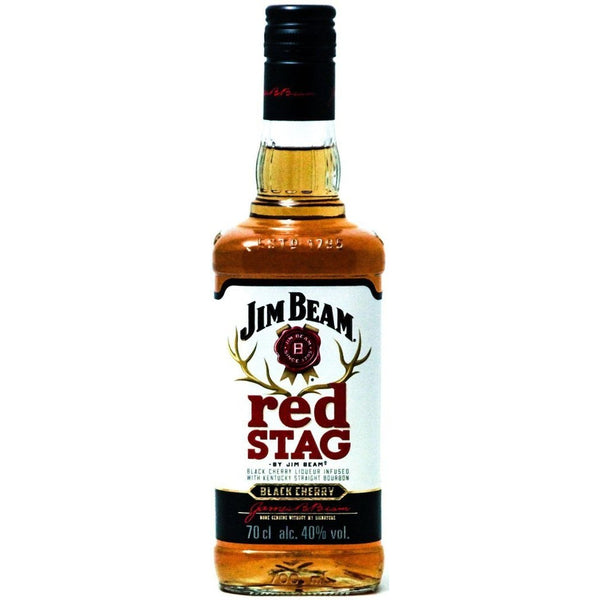 Jim Beam Red Stag (Black Cherry) - 70cl 40%