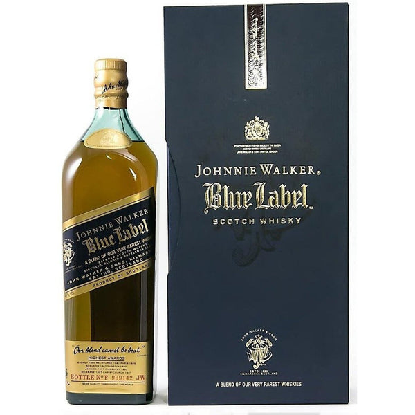 Johnnie Walker Blue Label - The Really Good Whisky Company
