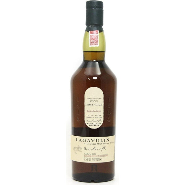 Lagavulin Distillery Exclusive - 2010 Bottling Single Malt Scotch - The Really Good Whisky Company