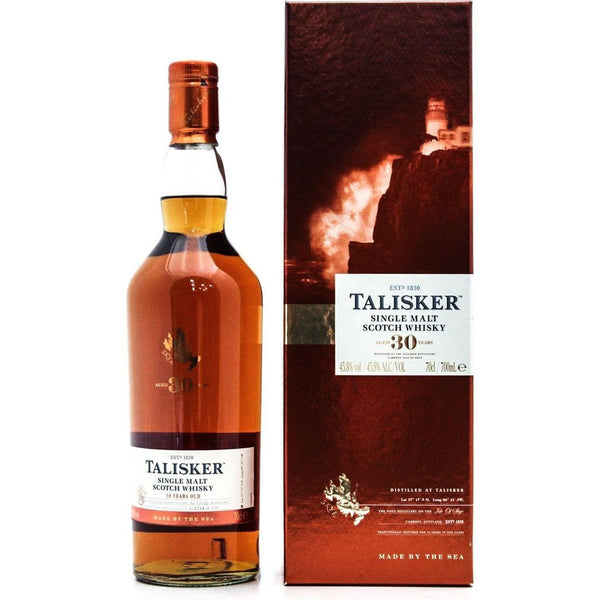 Talisker 30 Year Old 2015 Release Whisky - The Really Good Whisky Company