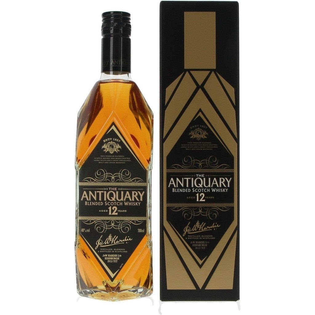 The Antiquary 12 Year Old Blended Whisky