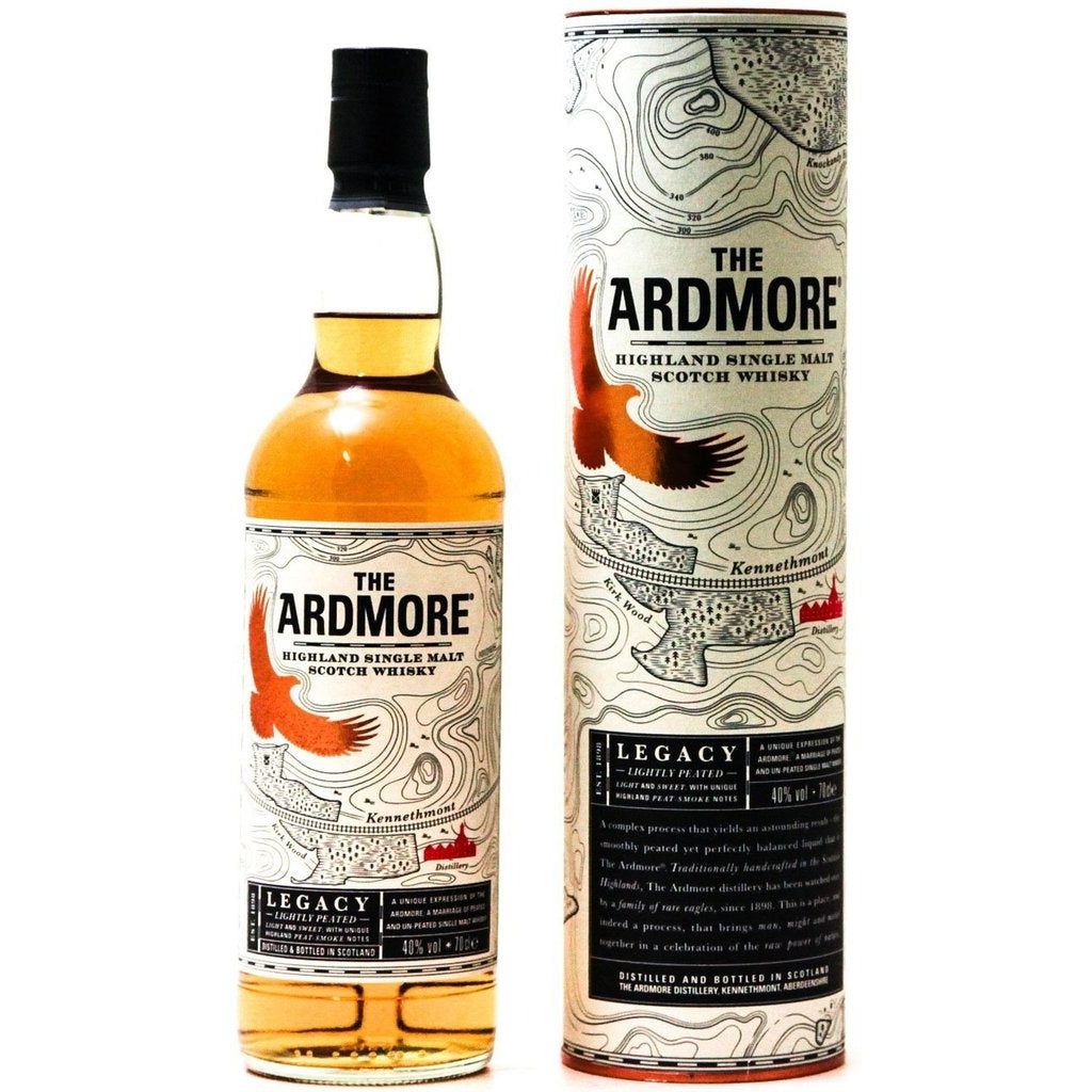 The Ardmore Legacy - 70cl 40%