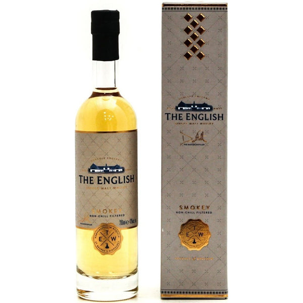 The English Smokey - 20cl 43%