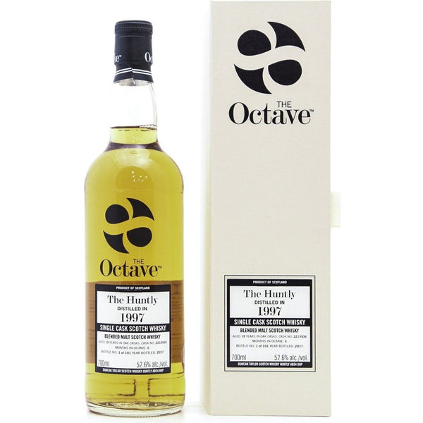 The Huntly Octave 1997 19 Year Old (Duncan Taylor) - 70cl 52.6%