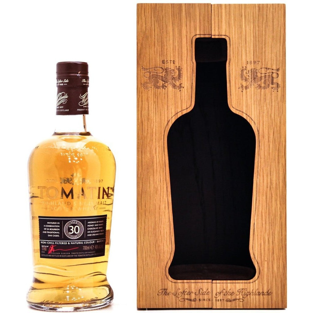 Tomatin 30 Year Old Batch 2 - 70cl 46%