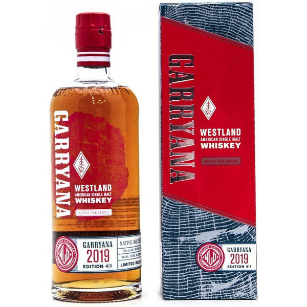 Westland Single Malt Garryana 2019 Edition 4|1 - 70cl 50%