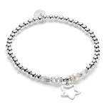 Wish Upon A Pearly Star Bracelet