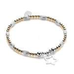 Wish Upon A Star Bracelet (Gold/Silver)