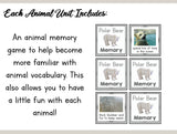 All About Polar Bears- Animal Science