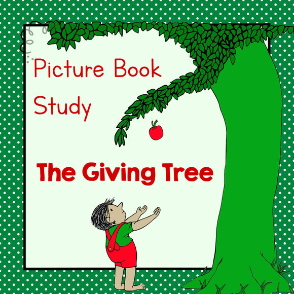 Book Study: The Giving Tree