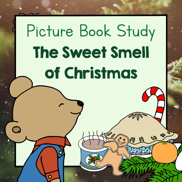 Book Study: The Sweet Smell of Christmas