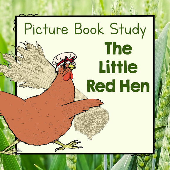 Book Study: The Little Red Hen