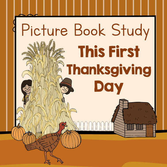 Book Study: This First Thanksgiving Day