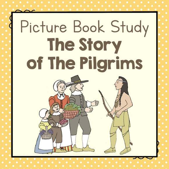 Book Study: The Story of the Pilgrims