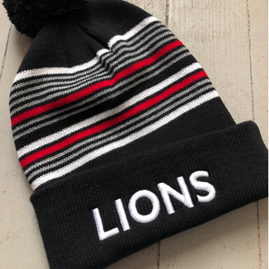 SG Lions Striped Hat