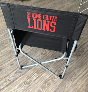 SG Lions Camp Chair