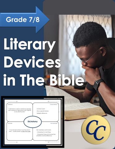 Literary Devices in The Bible