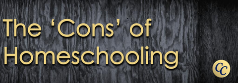 The Cons of Homeschooling