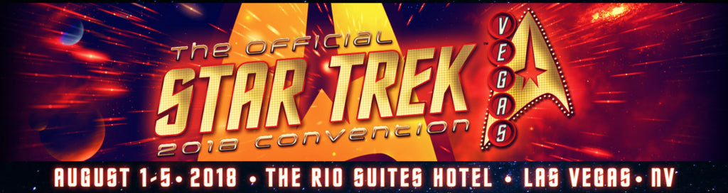The Official Star Trek Convention Las Vegas 2018