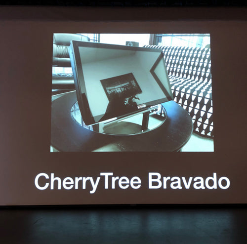 The CherryTree Bravado at LACPUG