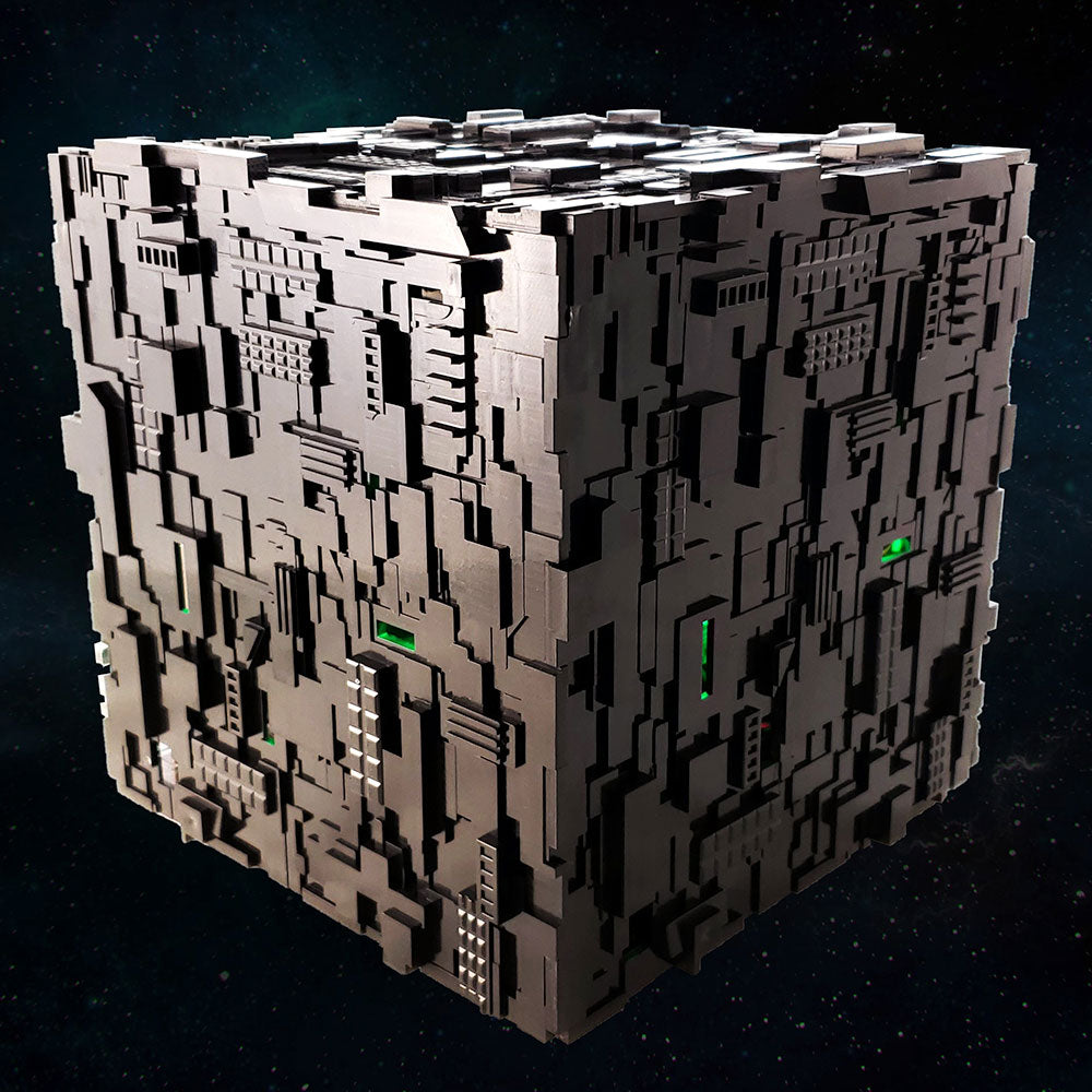 Star Trek Borg Cube ITX Mk II | Borg Cube Computers and Cases