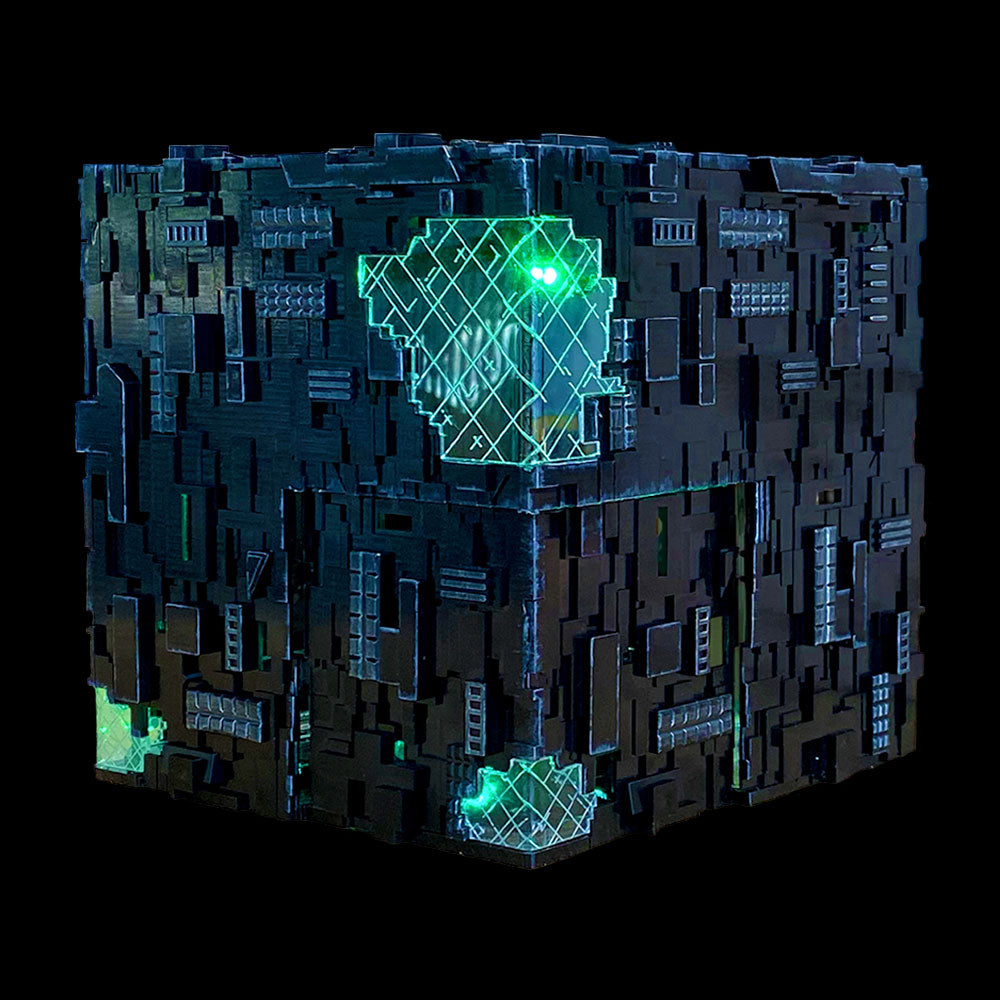 Star Trek: Picard Borg Cube ITX | Borg Cube Computers and Cases by CherryTree Inc.