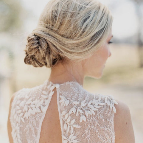 The top romantic hair styles for 2018 wedding season