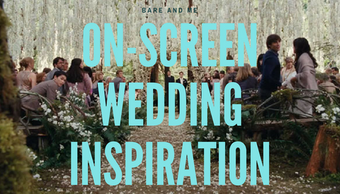 on-screen wedding inspiration