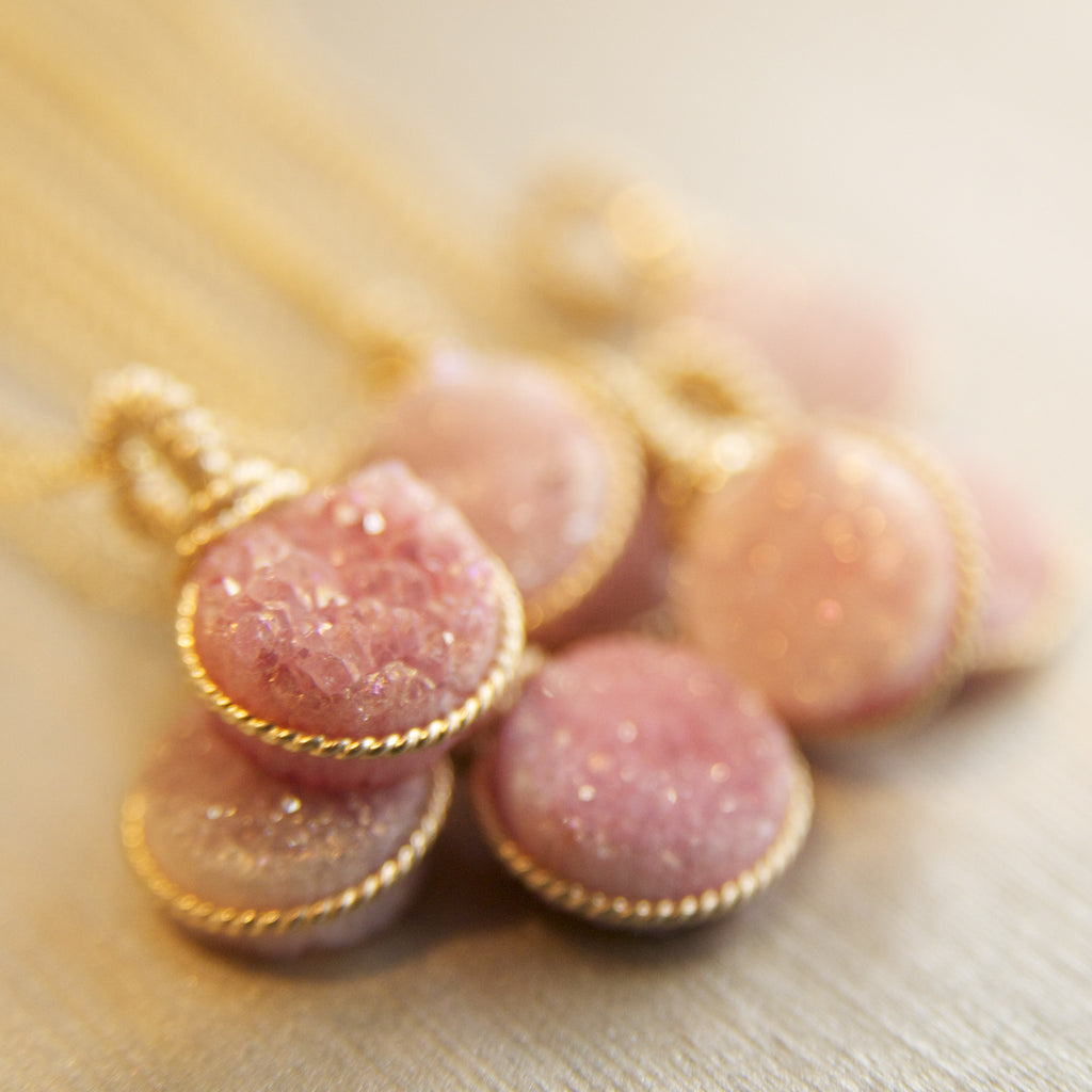 Light Pink Druze Collection
