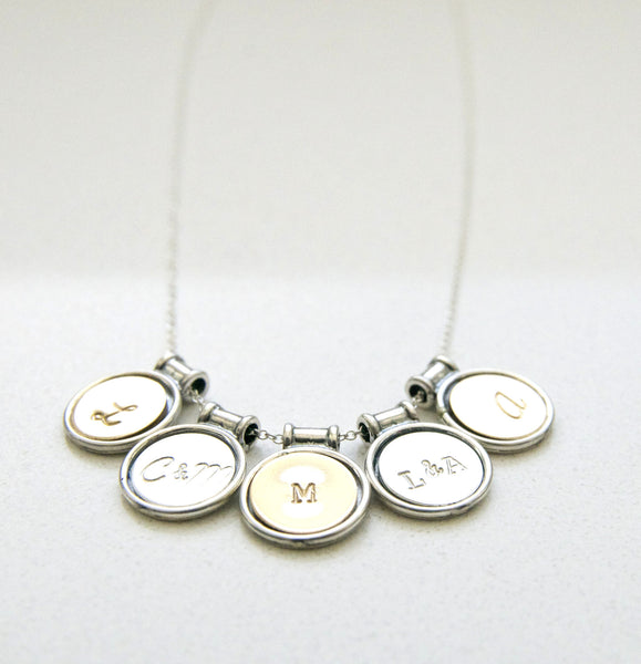 Everyday Dainty Initial Keepsake Jewelry